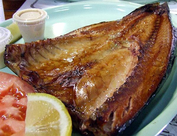 Варено-копченая рыба