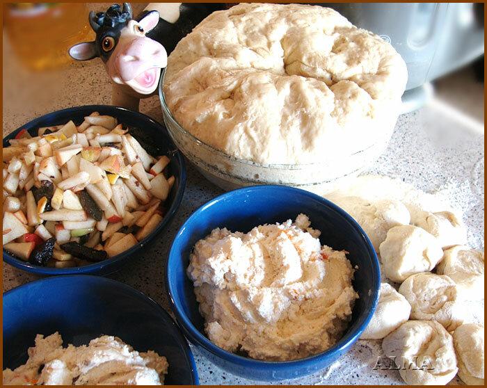 Калитки рецепт из ржаной, из пшеничной муки: на Рождество и любой случай
