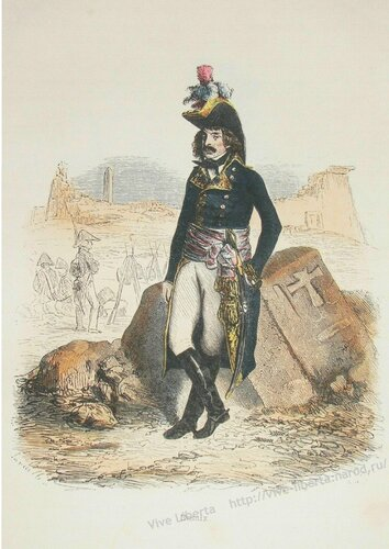 генерал Дезе в Египте