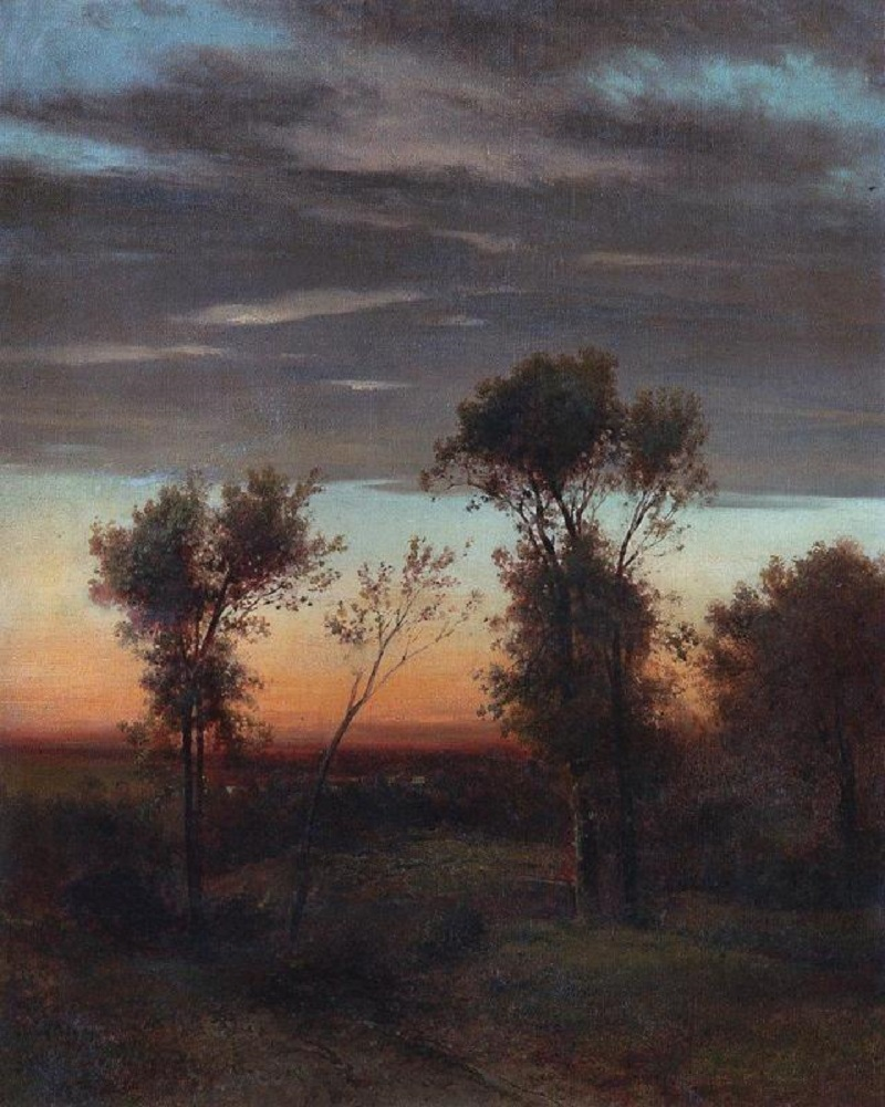 Вечер. Конец 1860-х - начало 1870-х.jpg