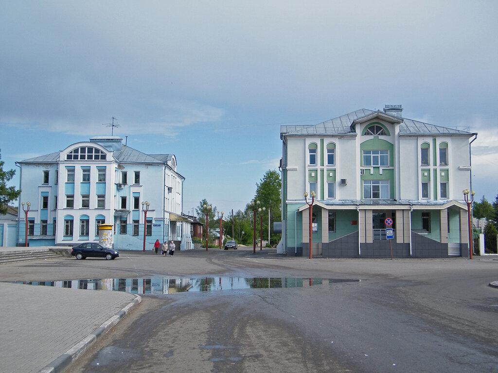 город Балахна, города России, Поволжье