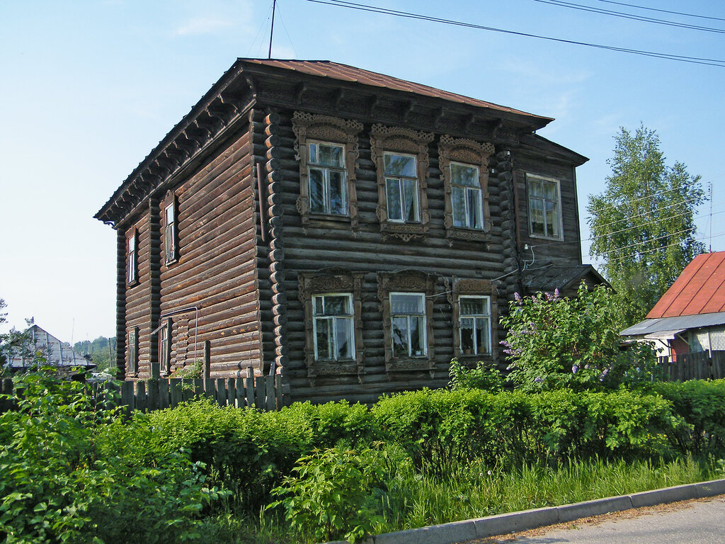 город Гороховец, города России