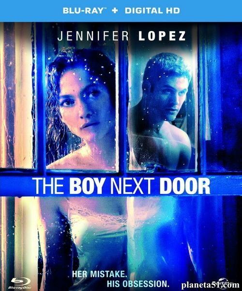 Поклонник / The Boy Next Door (2015/BDRip/HDRip)