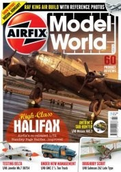 Журнал Airfix Model World - Issue 56
