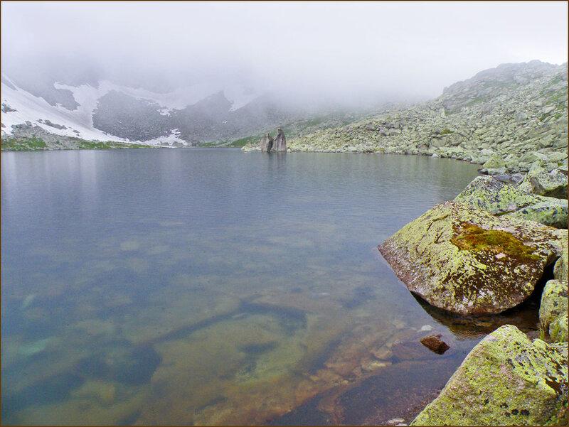 Ергаки. Озеро Глубокое