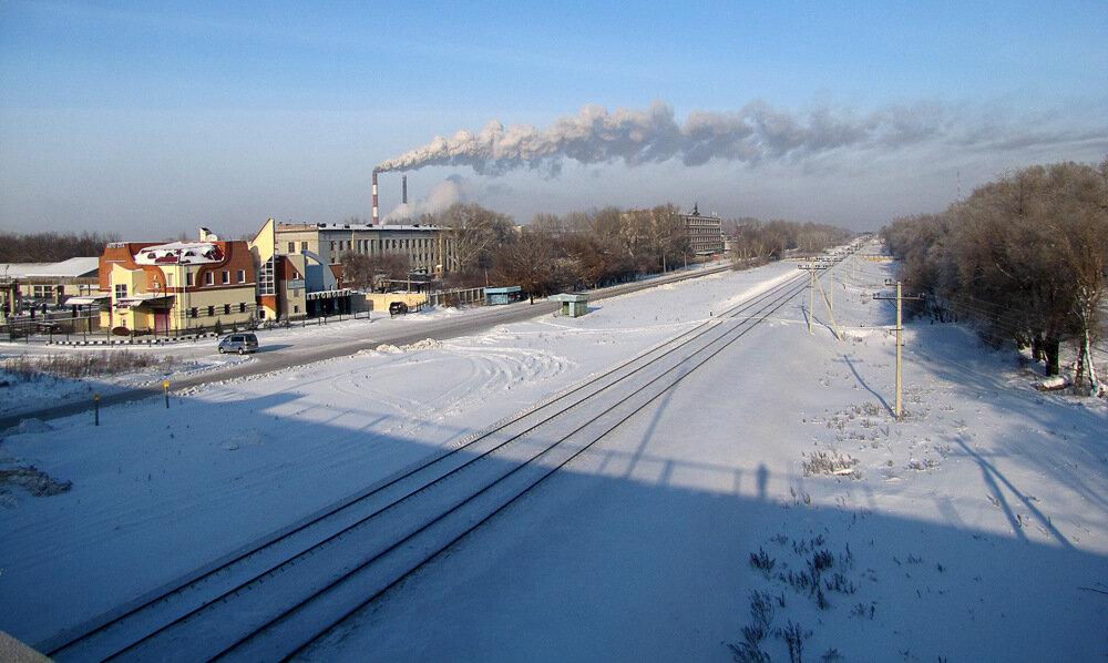 Рубцовск алтайский край фото города