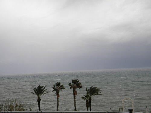 Ветер на море