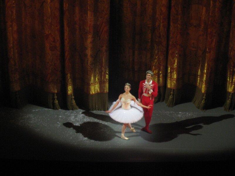 """""""Щелкунчик"""", 02.01.2012г., балет Большого театра"""