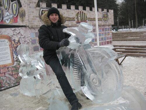 Я мотоциклист