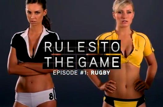Lynx - Rules to the Game - Rugby