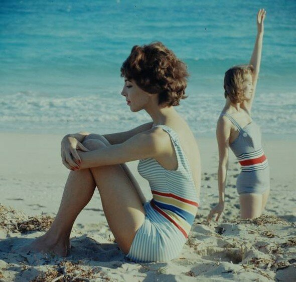 Cuba Beach Fashions (50's)