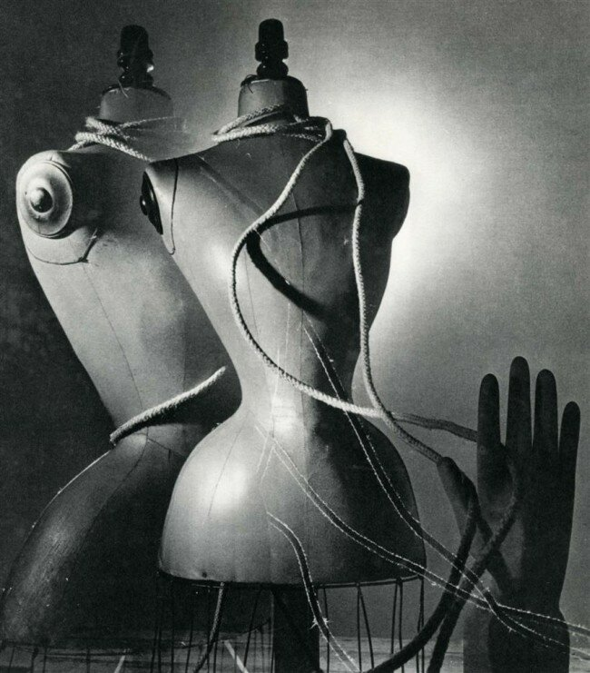 Herbert List    Mannequin, c. 1937