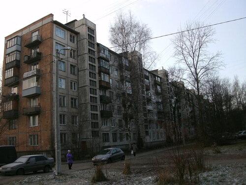 ул. Софьи Ковалевской 3к4