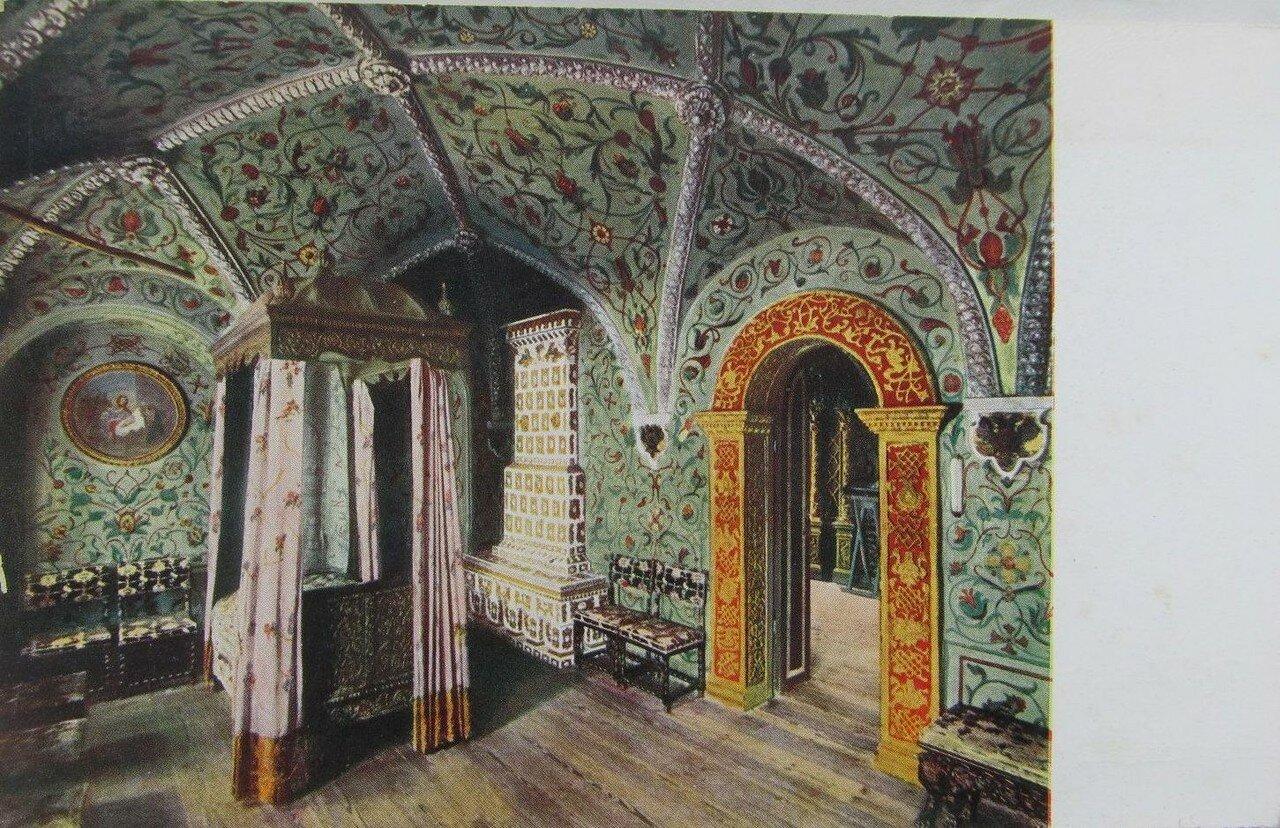 Кремль. Спальная в Теремном дворце