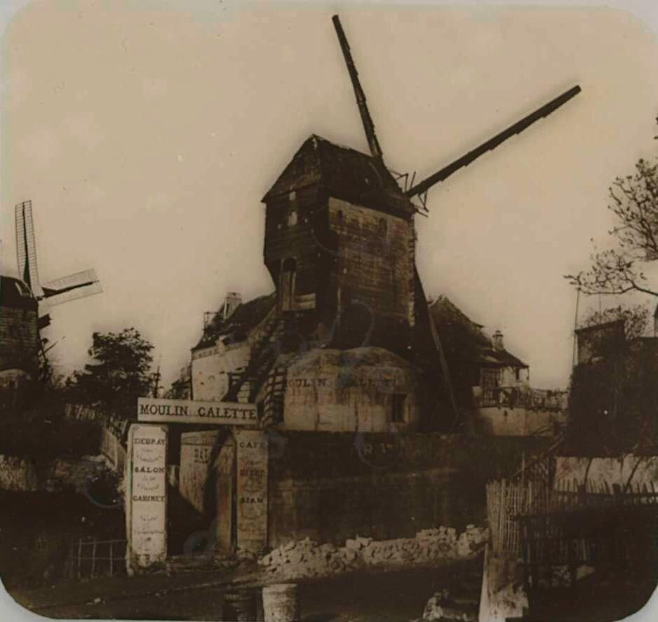 1855. Монмартр