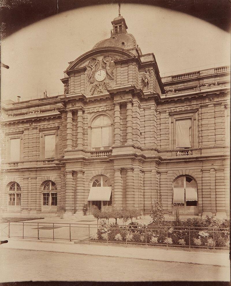 1900. Люксембургский дворец