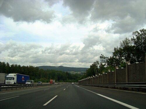 По дороге в Дрезден