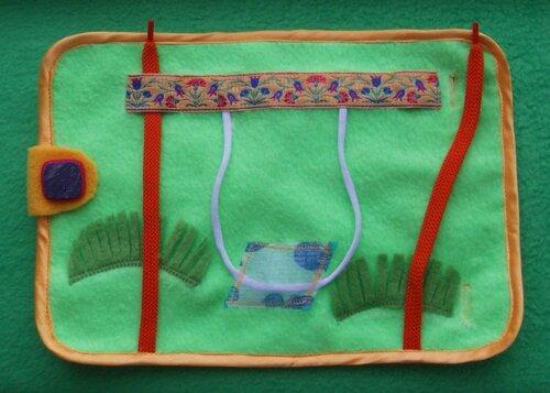 Развивающий игровой коврик... основа коврика