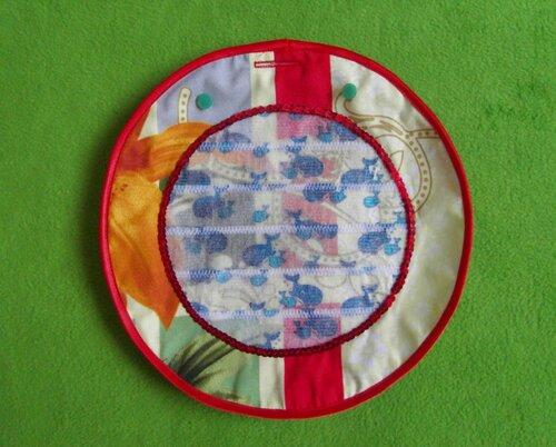 Развивающий коврик для детей Цирк... манеж