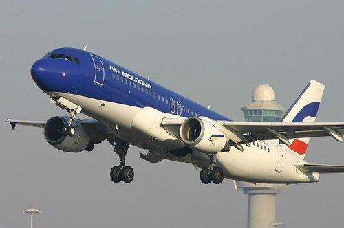За должность бортпроводника в Air Moldova попросили 2500 евро