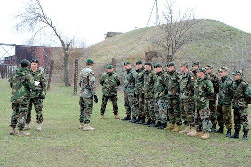 Молдавские военные будут участвовать в миссиях под эгидой ЕС