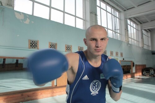 За завоеванную лицензию на Олимпийские игры Ивану Дычко отдали второе место