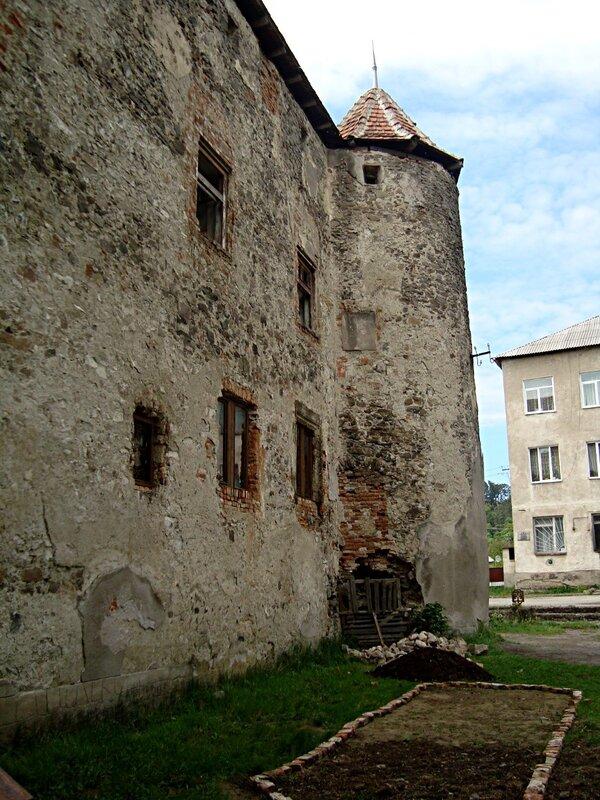 Чинадиево - замок