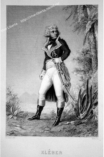 генерал Клебер в Египте