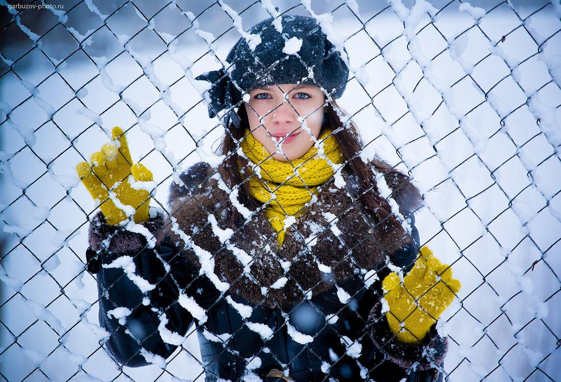 Зимние портреты.