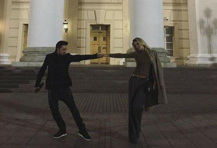 Дима Билан продал свидание Юлии Саркисовой