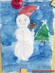 Рисунки и работы детей