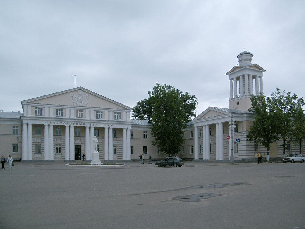 город Городец, город Заволжье, города России