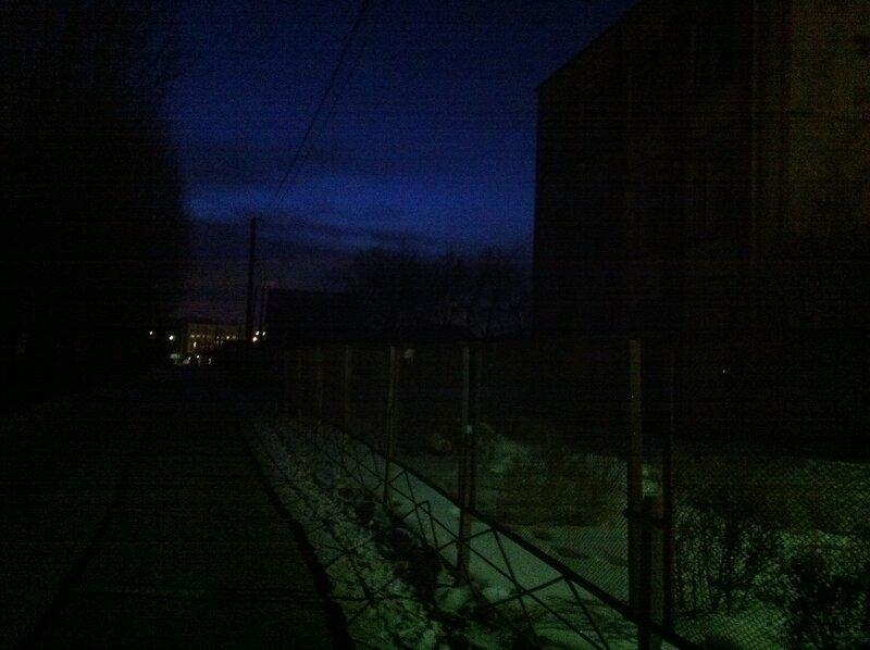 Улица Железная