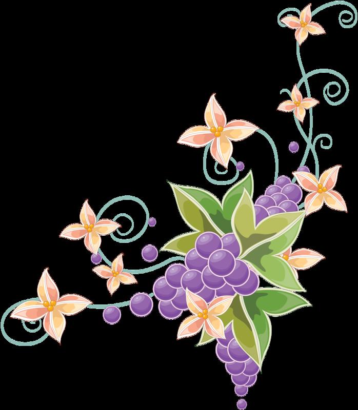 Угловые цветы картинки 4
