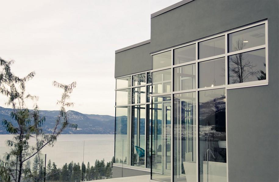 FAD Residence на озере Оканаган в Британской Колумбии