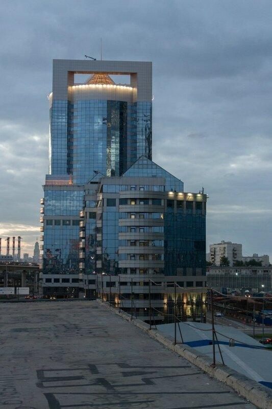 Небоскребы Москва-сити, Москва