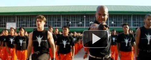 Тюрьма максимально строгого режима на острове Cebu, Филлипины.