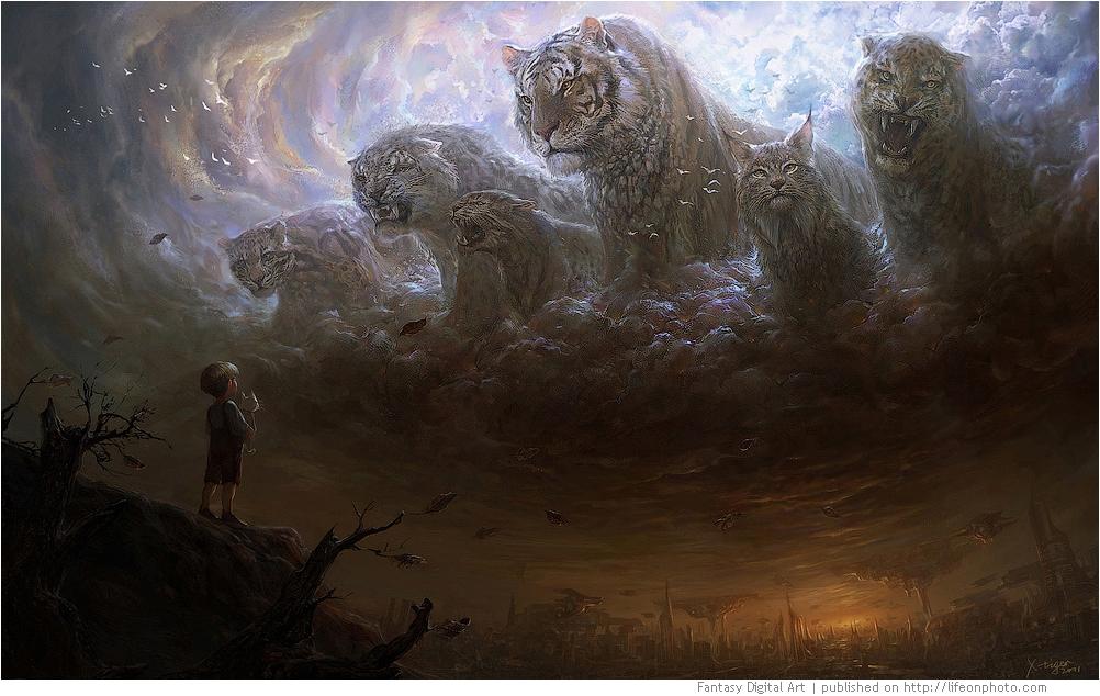 Fantasy Digital Art