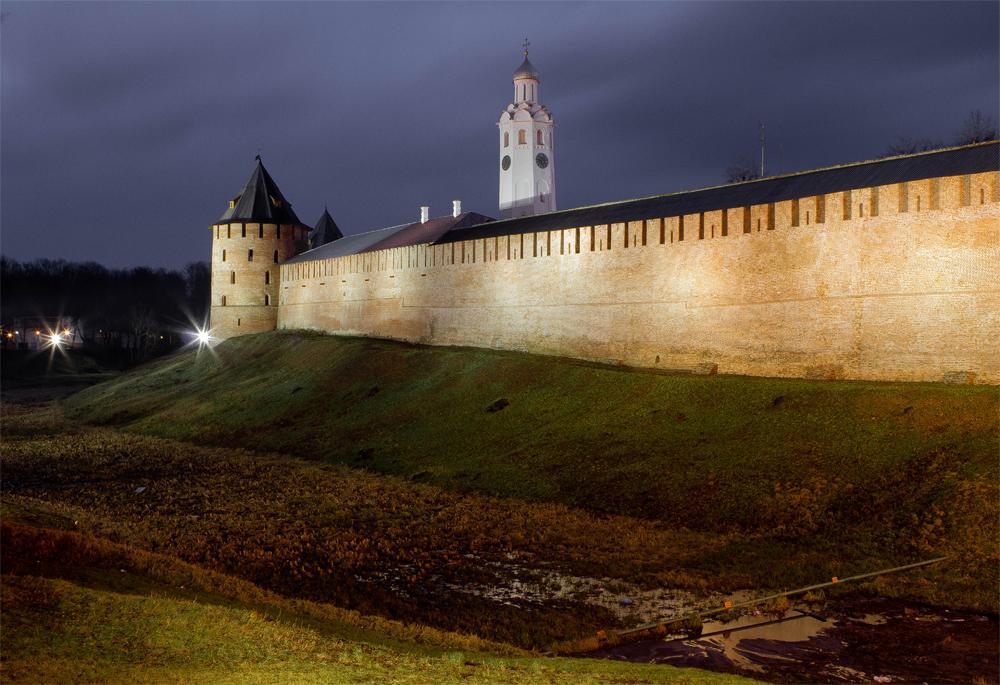 Прогулка по Великому Новгороду