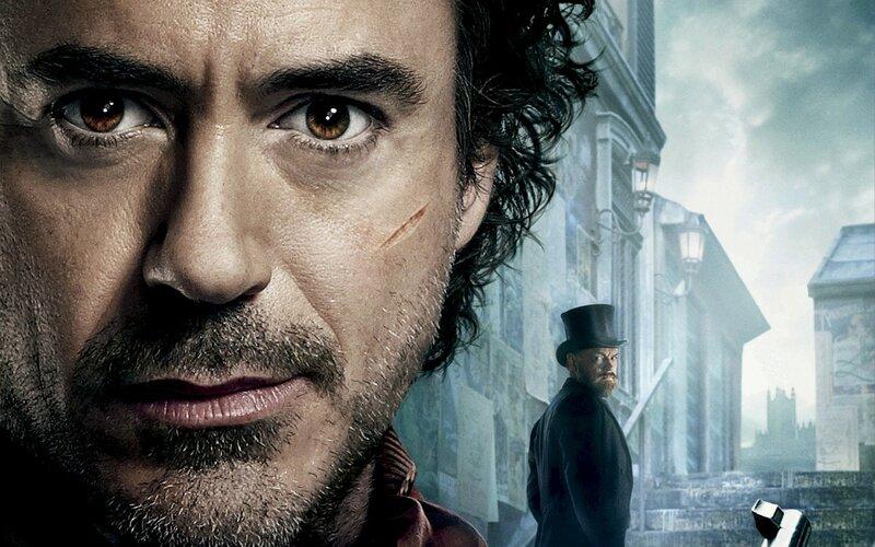Фильм «Шерлок Холмс: Игра Теней»