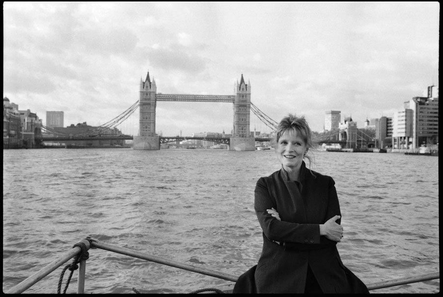 Linda London Town' cover, 1978