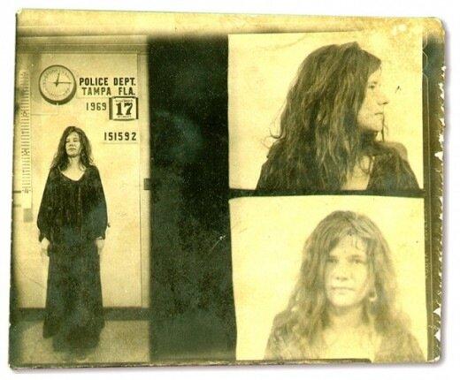 Janis Joplin  (1969)
