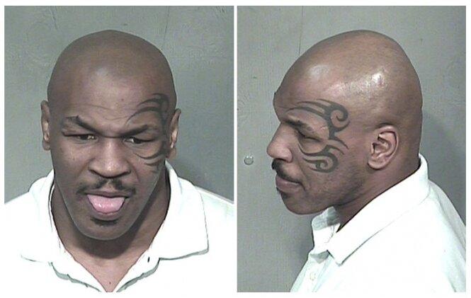 Mike Tyson 2006
