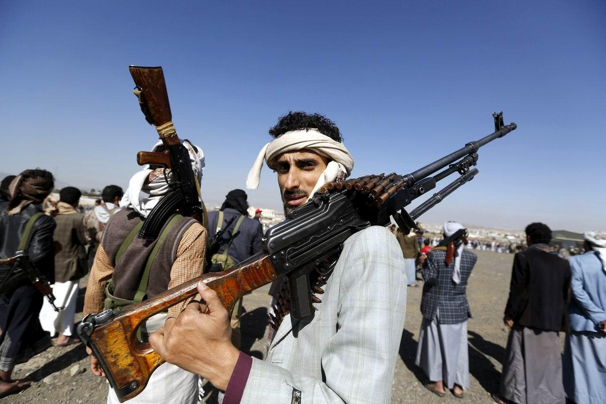 В модном пиджаке и на плече с пулеметом: Современный йеменский интеллигент