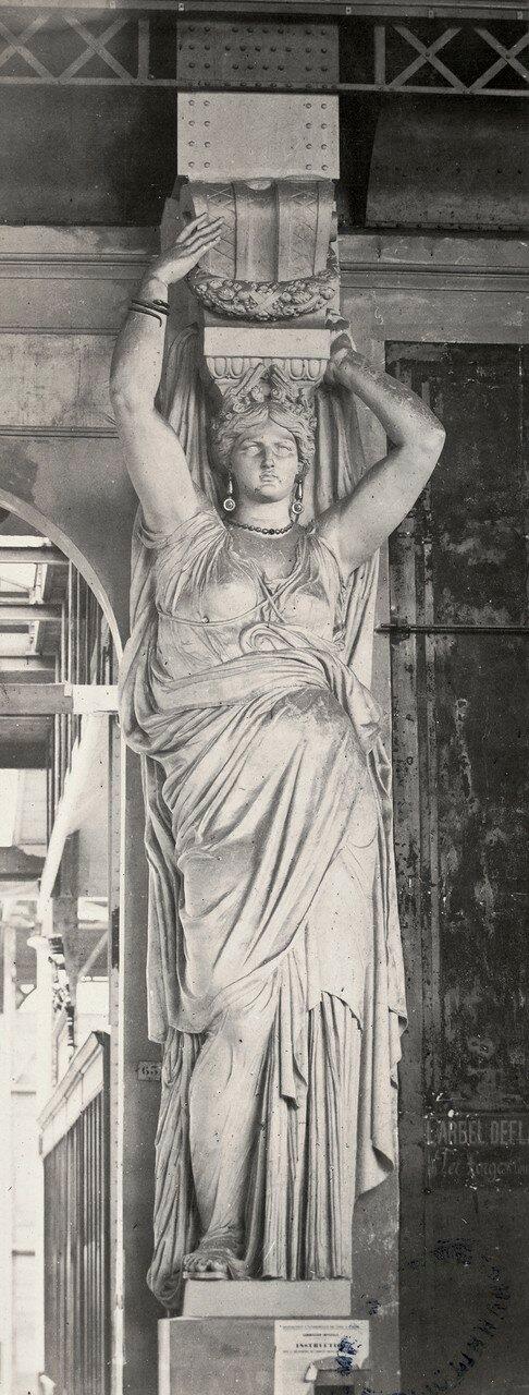 1867. Дворец Всемирной выставки