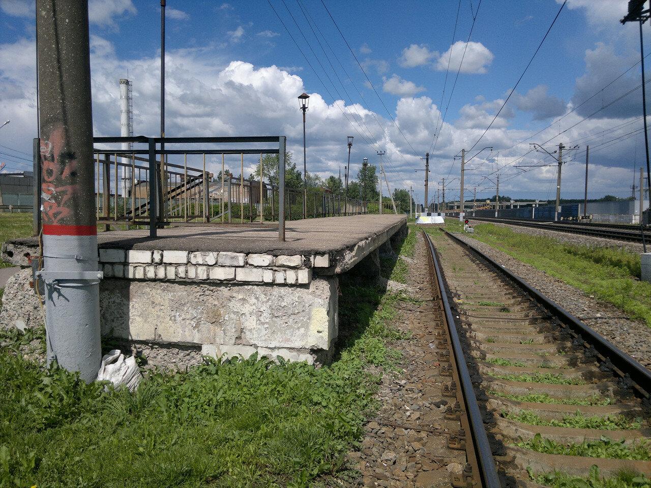 платформа Софрино-2