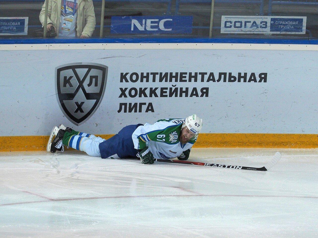 42Плей-офф 2016 Восток Финал Металлург - Салават Юлаев 31.03.2016
