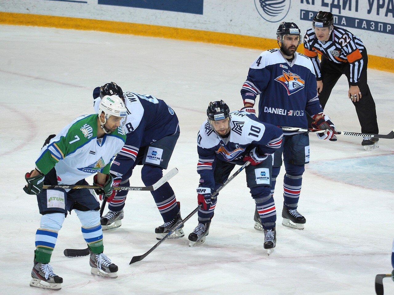 74Плей-офф 2016 Восток Финал Металлург - Салават Юлаев 31.03.2016