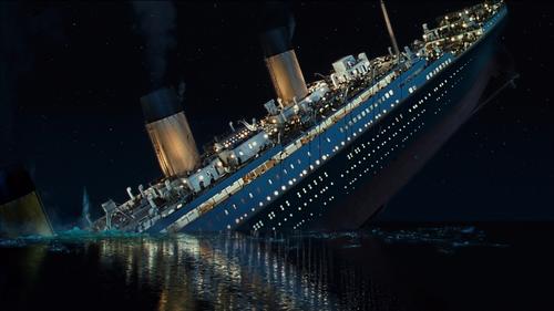 На аукцион выставлено письмо выжившего пассажира Титаника