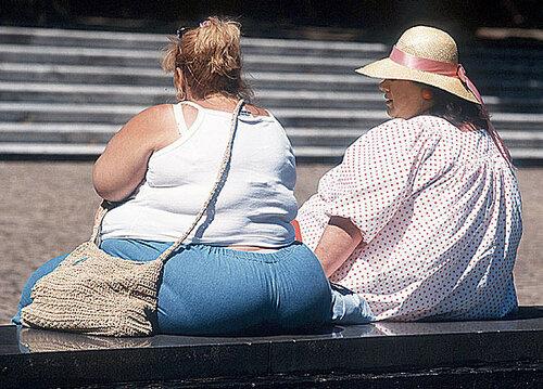Минздрав США зафиксировал пик эпидемии ожирения